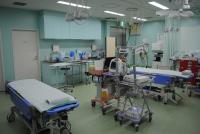 救急処置室の写真